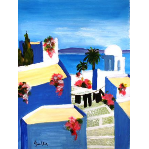 En Grèce
