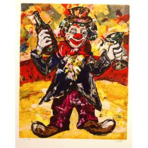 Clown Ivrogne