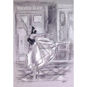 Danseuse Au Tutu