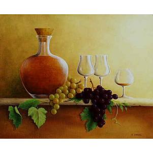 Un Petit Doigt De Vin D'Armagnac