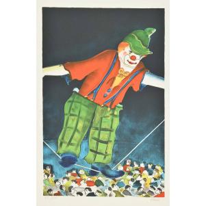 Le Clown Funambule