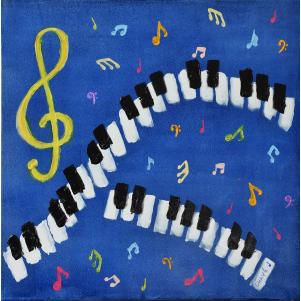 Petites notes de musique