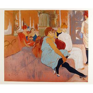 Toulouse lautrec artiste peintre expos au mus e d 39 albi - Au salon rue daguerre ...