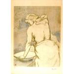 Lithographie Interprétation